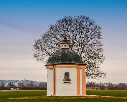 Hustenmutterkapelle auf der Rottauensee-Tour