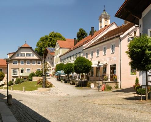 Die Hofmark in Bad Birnbach