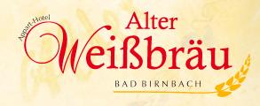 Hotel Alter Weißbräu in Bad Birnbach