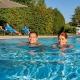 Schwimmerbecken im Therapiebad der Rottal Terme