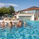Entspannungsbecken im Therapiebad der Rottal Terme