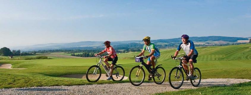 Rund um Bad Birnbach gibt es viele Radwege für unterschiedliche Ansprüche.