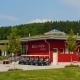 Golfhaus auf dem Bella Vista Golfpark Bad Birnbach