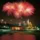 Silvester mit Feuerwerk in Bad Birnbach