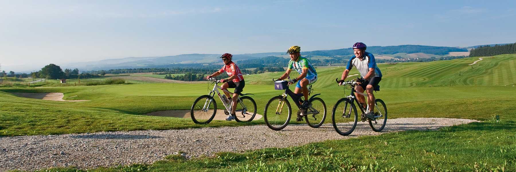 Rad fahren in Bad Birnbach im Rottal