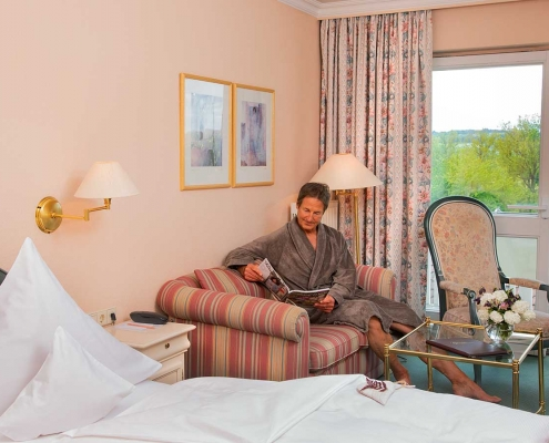 Classic-Doppelzimmer im Hotel Alter Weißbräu