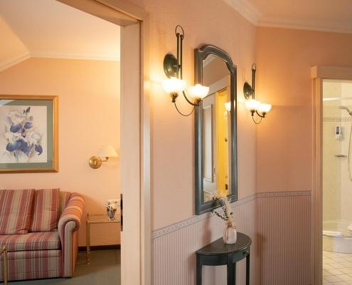 Classic-Suite im Hotel Alter Weißbräu in Bad Birnbach