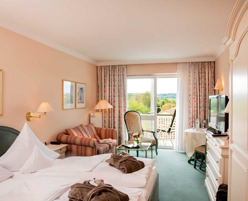 Classic-Appartement im Hotel Alter Weißbräu