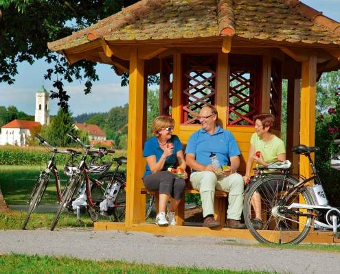 Radtour in Bad Birnbach